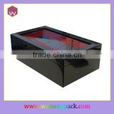 Wooden gift boxes, high glossy gift box packaging (WH-0795)