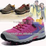 2014 new fashion climbing shoes , trekking shoes , hiking shoe