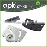 Steel Sliding Door Rollers Wheel Galvanized Steel Plate Concave Wheel Sliding Door Roller