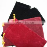 Top Selling Products 2015 Wholesale Plain Velvet Cosmetic Pouch Manufactures