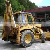 USED BACKHOE LOADER CAT.428