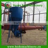 China best supplier industrial wide used rotart drum wood powder dryer machine / wood powder dryer 008613343868847