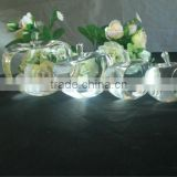 pure blank crystal with engraved for crystal trophy and award (R-0461)