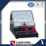 School analog electric meter dc ammeter