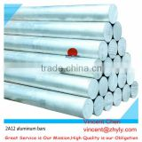 2A12 aluminium rod and bar in hot selling with low aluminum price per ton