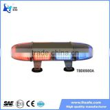 12/24V car roof top led emergency strobe light bar flashing mini warning led lights with magnetic TBD8980A