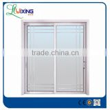 burglar proof material aluminium door window