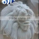 Marble Lion Stone Statue and Stone Sculpture