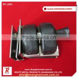 316 Pool Fence Glass Gate Latch, High quality fence gate latch for poor fencing