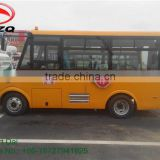 Hot sale 19 seats school bus model school bus tracking system electric school bus