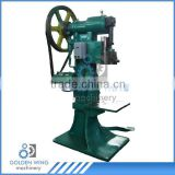 Depressing and Flanging Machine for Tea Cookies Biscuits Piggy Bank Tin Can Box Making Machines