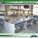 C-Frame school computer used chemistry lab furniture dental lab table lab bench