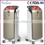 Professional 90% pure CBS material best laser shaver hair removal machines with top metal spray paint