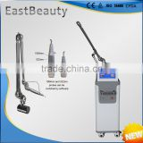 Nd Yag Laser Machine Laser Tag Q Switched Laser Machine Guns Best Tattoo Removal Machine 532nm