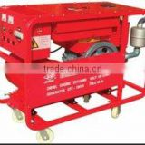 300A/12KW Water Cooled Open Type Welding Generator Set
