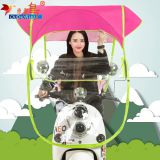 Rain-Cover for Electrical Bike Bicycle Rain-Awning Electric Bike Sun Cover