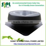 Malaysia hot sale solar powered roof top ventilation fan