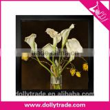 Fashionable Plastic Scenery Picture Frame For Decoration & Souvenir