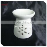 Hand Made Incense Censer Ceramic Oil Burner Tealight Warmer