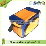 Eco-friendly home adults and children fresh food insulated lunch cooler bag zero degrees inner cool