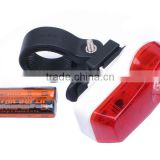 Wholesale 0.5W Plastic Bicycle Rear Light Set Bicycle Safety Light