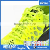 MOQ:100 pairs!!!~Elastic Laces with Knots~Elastic Knotted No Tie Lace~Triathlon Running Sport Shoelaces~10 Colors Available