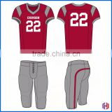 Cheap Youth American Football uniforms, Sublimated American football uniforms, Wholesale custom football uniforms