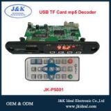 JK-P5001 usbTF car mp5 video player circuit board