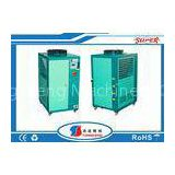 2.4 Ton Box Type Super Mini Water Chillers Industrial 3Hp R22 ROSH ISO9001 Certification