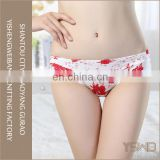 Wholesale fashion young woman seamless tight panty