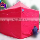 Giant Red Color Folding Tent For Outdoor