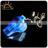China wholesale custom Sport LED flashing Whistles wholesale with cheap price