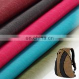 Free sample reflective waterproof nylon fabric with virous colors in stock