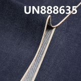 UN888635 Cotton Spandex  Warp With Slub  Selvedge Denim 32/33
