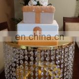 Wedding Cake Stand Crystal