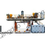 Double Ring Drum Blow Molding Machine
