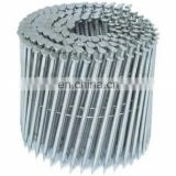 Factory bright polished and galvanized steel wire common iron nail Q195/45#/60# Grade