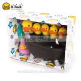 Beautiful and novelty B.Duck acrylic display classical boxed gift set                                                                         Quality Choice