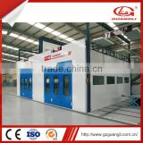 Auto car paint heater spray booth with CE approval