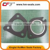 Graphite exhaust manifold gasket,exhaust pipe gasket