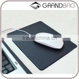 lovely style high quality saffiano leather mouse pad mouse mat mousepad wholesale