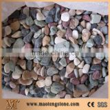 Fargo Multi-Color Mechanism Pebble Stone, Natural Tumbled Gravels, Mixed Colr River Stone
