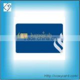 smart contact chip hotel card/ Contact IC card & contactless Smart card manufacturer in China