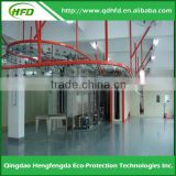 Automatic Powder Coating Line,powder coating machine for gun safe