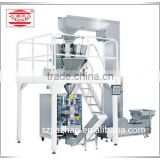 Automatic Dried Fruit Packing Machine for Granule / Grains Seeds / Beans / Nuts