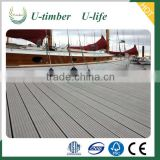 Teak wood decking for boat