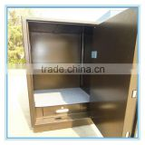 simple beautiful fireproof eagle safe deposit box