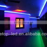 led ribbon Epistar Cree Bridgelux 7.2W 5050 digital RGB SMD flexible strip tiras de LED 3528 (BT-5050FX60WP-RGB)