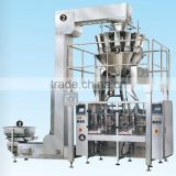 potato chip plastic bag packaging machine for milk food