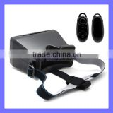 For Android/IOS Smart Phone/TV/PC Bluetooth Gamepad For Google Cardboard 3D Glasses In 3D Glasses
